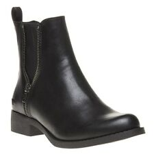 ROCKET DOG Womens Camilla Ankle Boots Black