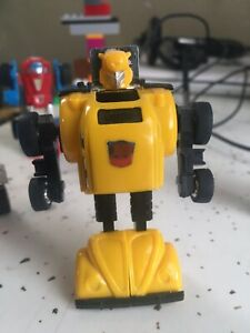 Transformers G1 Vintage Minicar Bumblebee 1984