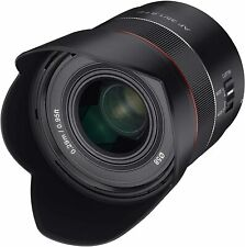 Rokinon 35mm F1.8 Auto Focus Compact Full Frame Wide Angle Lens for Sony E Mount