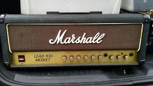 Marshall  3210 Lead 100 Mosfet  Tested WORKS GREAT!