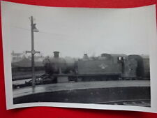 PHOTO  GWR CLASS 61XX LOCO NO 6112 AS BASINGSTOKE PILOT 25/4/64
