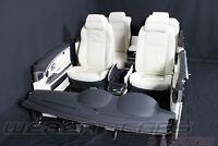 BMW 7er E66 (E65) Komfort Sitze INDIVIDUAL Leder Lederausstattung Armaturenbrett
