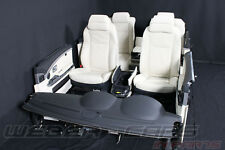 BMW 7er E66 (E65) Comfort Seats Individual Leather Trim Car Dashboard