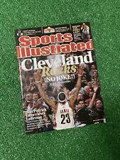 2009 Sports Illustrated Magazine (Lebron James Cover)