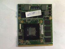 Dell Alienware M17x R2 Nvidia GTX285M GTX 285M 1GB Video Card