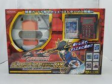 KONAMI Yugioh 5D's DX Yusei Version Duel Disk 2010 Card Launcher