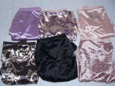 Hanes Satin Regular 7 Panties for Women