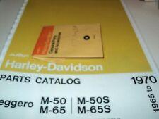1965 HARLEY  AERMACCHI  M-50CC M-65CC RUBBER WASHER HEADLAMP SCREW 67719-65P