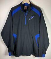VTG Nike Team x Air Force Falcons Storm Fit Authentic Sideline Jacket M