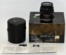Olympus OM-System Zuiko Shift 35mm F2.8 Decentrabile, Scatolato Come Nuovo