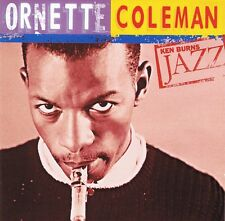 ORNETTE COLEMAN - Ken Burns Jazz - CD NEU Blues connotation The Sphinx