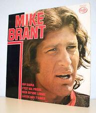 33 tours Mike BRANT Disque Vinyle LP QUI SAURA - C'EST MA PRIERE -MFP 2M02613322