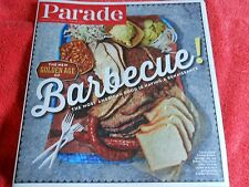 PARADE MAGAZINE JULY 2013 GOLDEN AGE OF BARBEQUE ACTRESS OCTAVIA SPENCER
