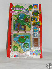 NIB POKEMON SQUIRTLE AND POLYWHIRL POCKET MONSTERS AULDEY TOMY MINI HOUSE