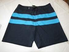 Men's Hurley Phantom board shorts swim surf skate trunks boardshorts 33 obsidian