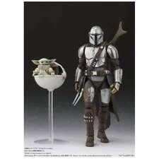 S.H.Figuarts Star Wars The Mandalorian (Beskar Armor) & The Child 2 body set NEW