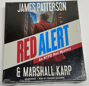 NYPD Red  ALERT ~NYPD RED5 by James Patterson -NEW