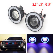 "2''/3''/3.5"" Universal Halo Angel Eye BiXenon Projector LED Kit Fog light"