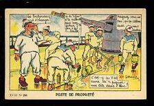 Navy France Shipping Poste De Proprete French comic artist PPC