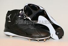 Men`s Jordan Retro 7 Baseball Metal Cleat 684943 010