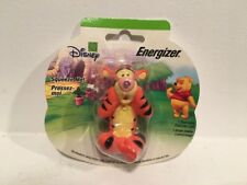 Energizer Disney Tigger Character Light Winnie The Pooh Collectible 2002 NIP