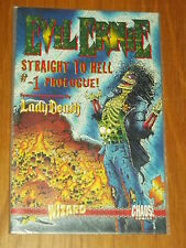 EVIL ERNIE STRAIGHT TO HELL PROLOGUE #1 CHAOS COMICS ASHCAN