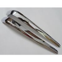 STON Chrome Trunk Upper Trims Strips Molding Cover For 2001-2006 Honda GL 1800