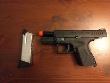 Springfield Armory XDM 3.8 GBB Airsoft Pistol Black