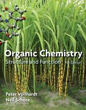 Organic Chemistry: Structure and Function 7th Edition