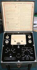 Vintage Super Controleur Universel 470B, Cartex, metrix
