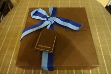 LOUIS VUITTON Gift Box w/ Sliding Drawer Empty Box