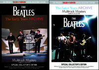 BEATLES / THE EARLY + THE LATER YEARS MULTITRACK MASTERS SET Press 10CD+2DVD