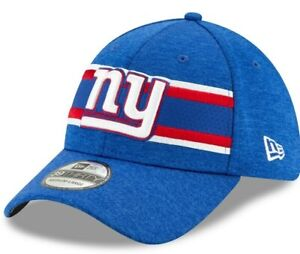 NEW YORK GIANTS NEW ERA HAT 39THIRTY FITTED NFL FOOTBALL TEAM CAP