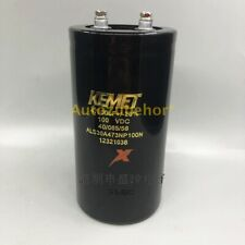 For Kemet Als30a473np100n 100vdc 47000uf Capacitor