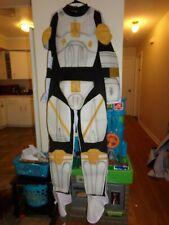 Rubies Commander Cody Star Wars Clone Trooper One Size Adult Costume.