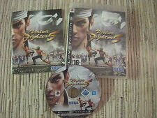 PLAYSTATION 3 PS3 VIRTUA FIGHTER 5 SEGA PAL ESPAÑA USADO BUEN ESTADO