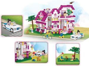 Sluban SlubanM38-B0536 Villa Building Bricks Set (Large)