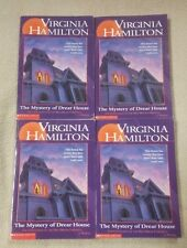 Lot 4 THE MYSTERY OF DREAR HOUSE Chapter Books VIRGINIA HAMILTON Guided Reading