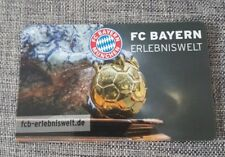 Allianz Arena Card * limitiert4201 von 10.000 * fürSammler ohne Guthaben
