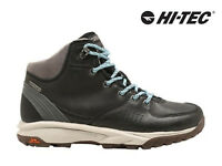 Womens Hi-Tec Wildlife Lux Waterproof Walking Hiking Boots Mid Trekking Shoes