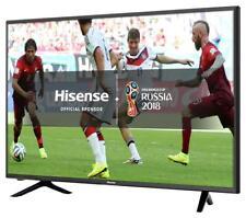 Hisense 43 Inch 4K Ultra HD Smart TV DLNA HDMI Wifi Freeview Led USB Iplayer New