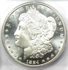 1884-CC Morgan Silver Dollar $1 - ICG MS66+ DMPL (DPL Plus Grade) - $2,800 Value