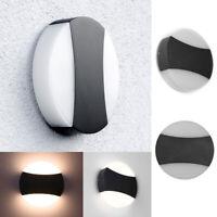 Modern 6W Wandleuchten LED Wandlampe Treppenhaus Licht Up Down Innenleuchten