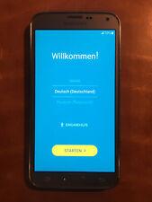 Samsung Galaxy S5 neo SM-G903F - 16GB - Schwarz (Ohne Simlock) Smartphone