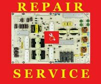 VIZIO  M70-C3   1P1146801-1011  09-70CAR040-00    REPAIR SERVICE