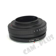 Pixco Tilt Lens Adapter Ring For Canon EOS EF To Fujifilm X-T1 X-PRO1 X-PRO2