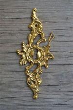 A superb quality brass Rococo keyhole escutcheon armoire wardrobe 2004