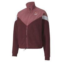 PUMA Women's MCS Polar Fleece Track Jacket