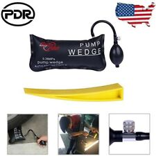 PDR Auto Air Pump Wedge Entry Inflatable Shim Car Door Window Open Pry Tools Kit