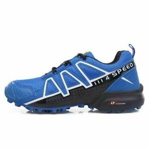 2021Speedcross4 Homme Chaussures De Randonnée Outdoor Trekking Baskets Sports